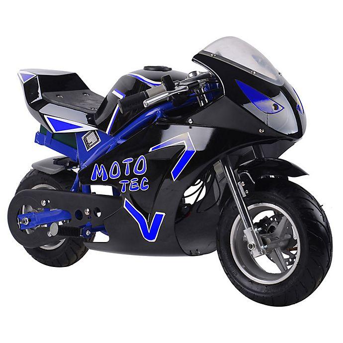 Alternate image 1 for MotoTec GT 36-Volt Electric Pocket Bike