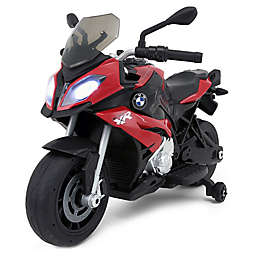 Rastar BMW 12-Volt Electric Motorcycle Ride-On