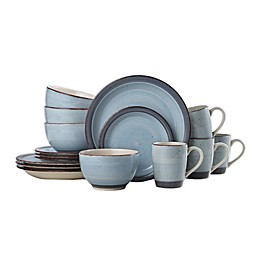Pfaltzgraff® Sadie16-Piece Dinnerware Set in Blue