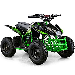MotoTec 24-Volt Mini Quad Titan V5 Battery-Powered Ride-On