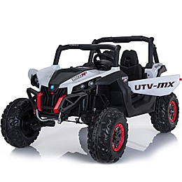 Mini Moto 12-Volt 4x4 UTV Electric Ride-On