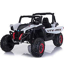 Mini Moto 12-Volt 4x4 UTV Electric Ride-On