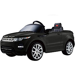 Rastar Land Rover Evoque 12-Volt Electric Ride-On