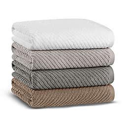 Casual Avenue Fibrosoft® Chevron Towel Collection