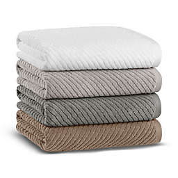 Casual Avenue Fibrosoft® Chevron Towel Collection