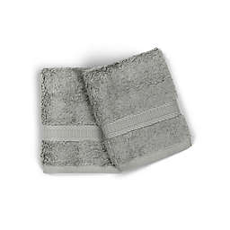 Casual Avenue Fibroluxe® Lyocell Wash Cloths (Set of 2)