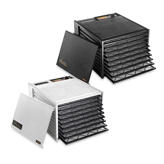 Alternate image 1 for Excalibur® 9-Tray Dehydrators
