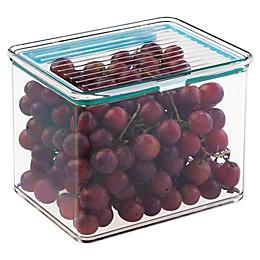 iDesign® Kitchen Binz 2-Quart Container with Lid