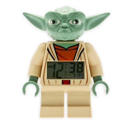Lego 174 Star Wars Yoda Minifigure Alarm Clock Bed Bath