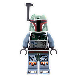 LEGO® Star Wars® Boba Fett Minifigure Alarm Clock