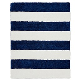 Calvin Klein® Chicago Tufted Striped Shag Area Rug