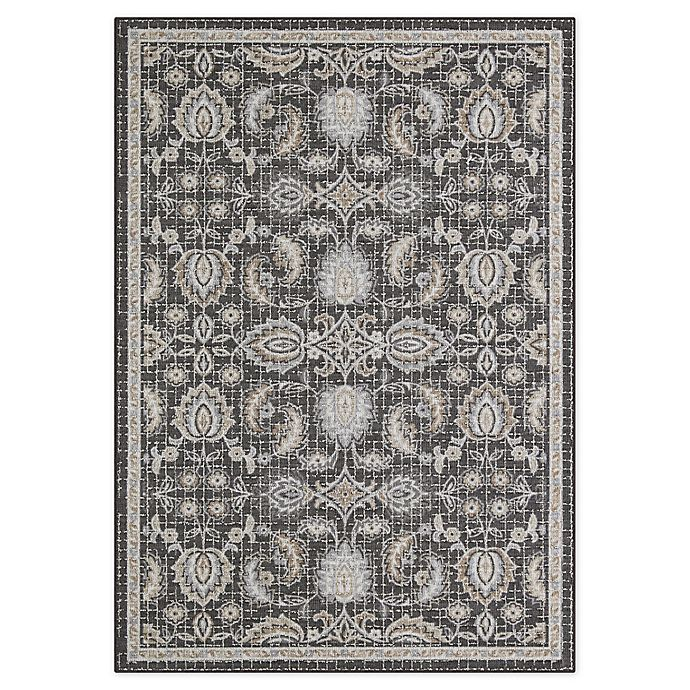 Bee Amp Willow Home Yates Tufted Area Rug Grey Neutral Bed Bath Beyond