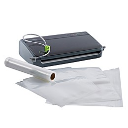 FoodSaver® FM2106 Manual Vacuum Sealing System in Black