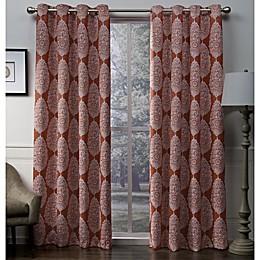 Queensland 2-Pack Grommet Top Room Darkening Window Curtain Panels