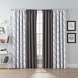 SmartBlock™ Chroma 100% Blackout Window Curtain Panel