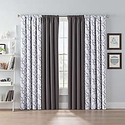 SmartBlock™ Chroma Blackout Window Curtain Panel
