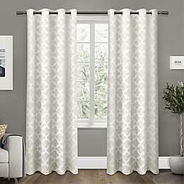 Cartago 2-Pack Grommet Top Room Darkening Window Curtain Panels