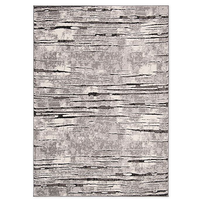 Alternate image 1 for Safavieh Spirit Hannah 4' x 6' Power-Loomed Area Rug in Grey