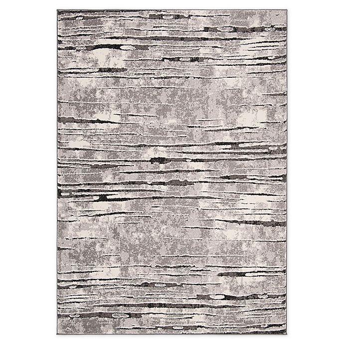 Alternate image 1 for Safavieh Spirit Hannah 5'3 x 7'6 Power-Loomed Area Rug in Grey