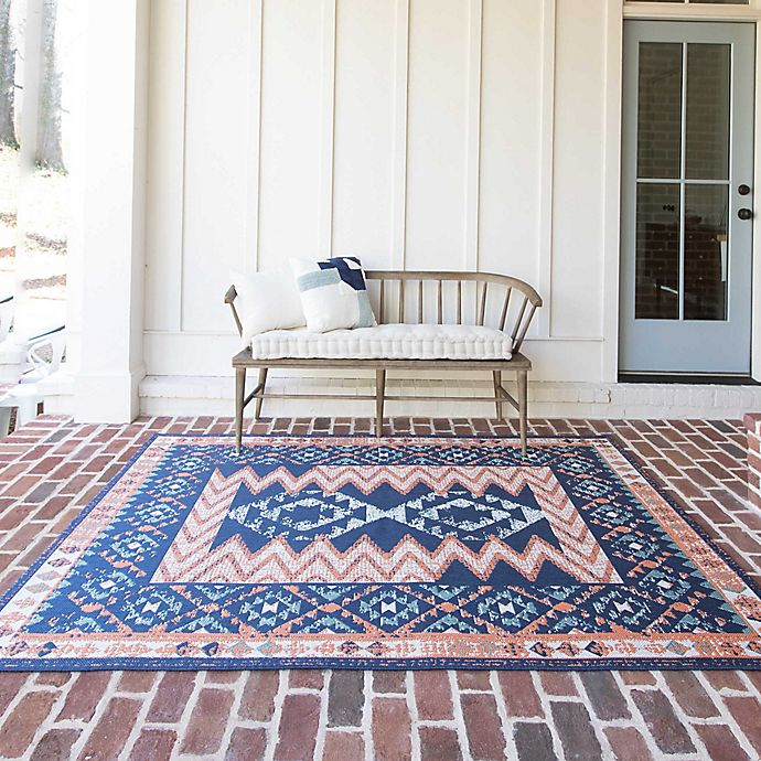 Alternate image 1 for Miami Boho Indoor/Outdoor Area Rug