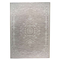 Bee & Willow™ Home Miami Medallion Indoor/Outdoor Rug