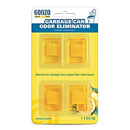 Gonzo® Natural Magic® 4-Pack Garbage Can Odor Eliminator