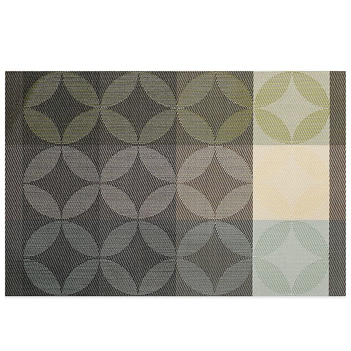 Migrate Placemat in Blue/Green | Bed Bath & Beyond