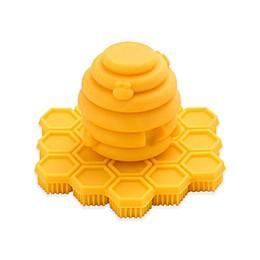 ScrubBEE Buzzy Body Brush in Yellow