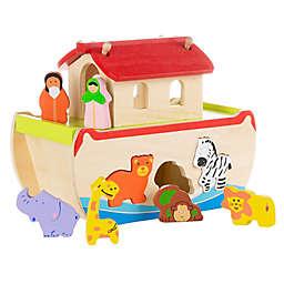 Hey! Play! Noah's Ark  8-Piece Play Set