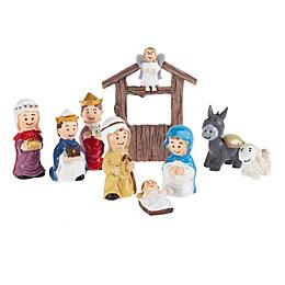 Hey! Play! Nativity 8-Piece Play Set