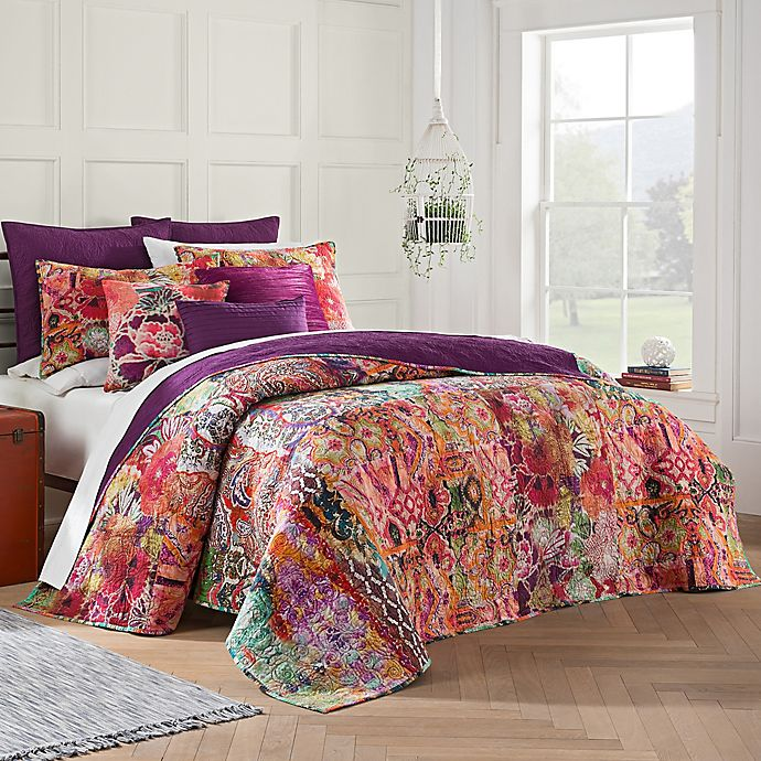 Tracy Porter 174 Chiara Reversible Quilt Bed Bath Amp Beyond