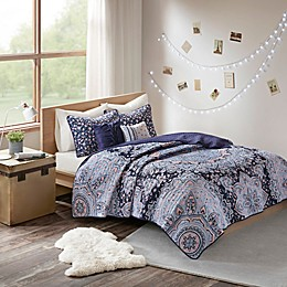 Intelligent Design Odette 5-Piece Coverlet Set