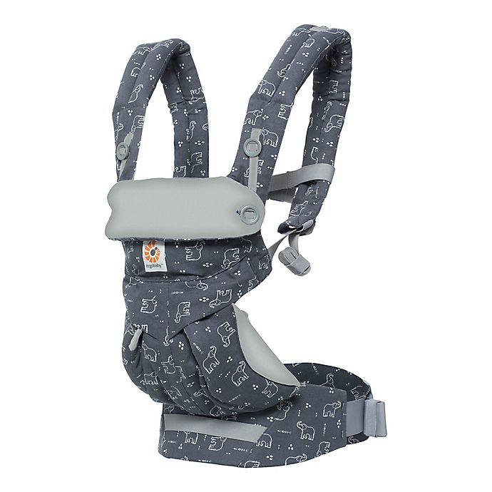 Alternate image 1 for Ergobaby™ 360 All Positions Baby Carrier in Trunks Up