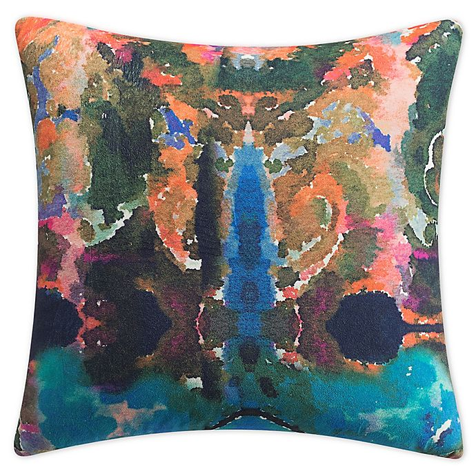 Alternate image 1 for Tracy Porter® Harper Velvet Throw Pillow