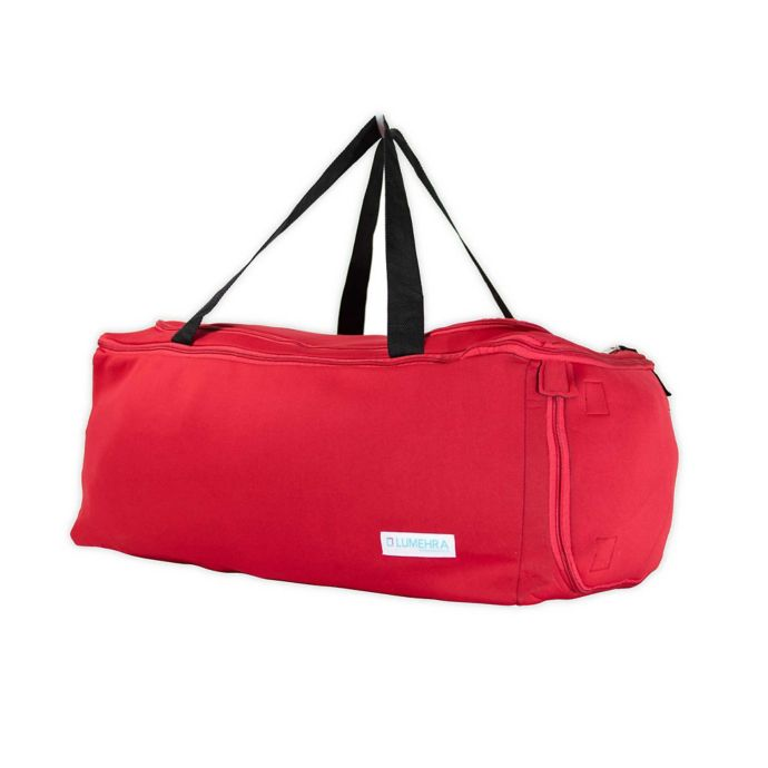 The LUMEHRA's Neoprene Duffel Bag travel product recommended by Anu Luthra on Lifney.