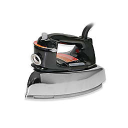 Continental Electric Retro Classic Steam and Dry Iron in Chrome