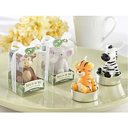 Kate Aspen® Born to be Wild Animal Candles - Set of 4