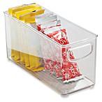 iDesign® Cabinet Binz™ 10-Inch x 4-Inch x 5-Inch Plastic Bin