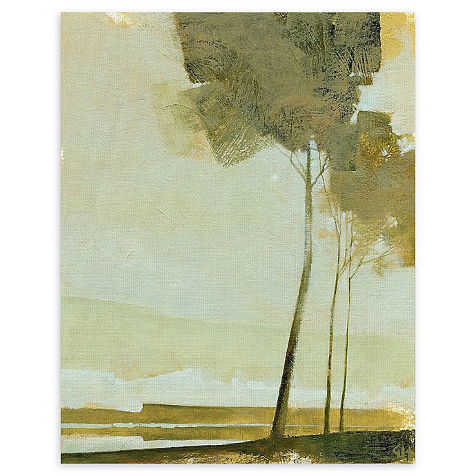 Alternate image 1 for Masterpiece Art Gallery Three Trees 22-Inch x 28-Inch Canvas Wall Art