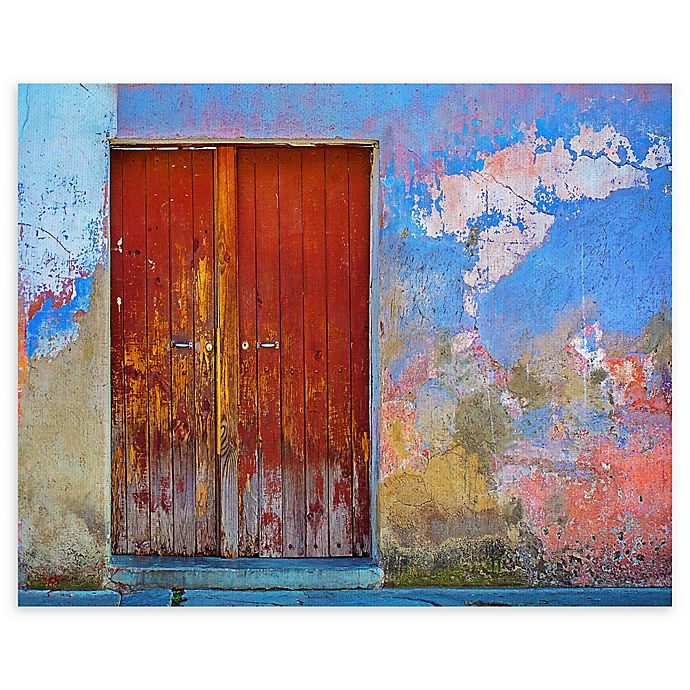 Alternate image 1 for Global Patina Wrapped Canvas Wall Art