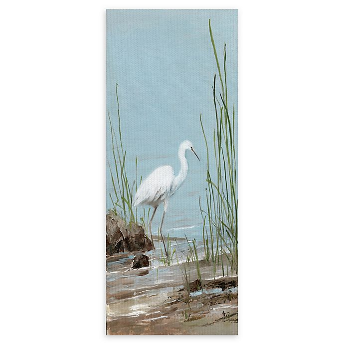 Alternate image 1 for White Shorebird I 8\