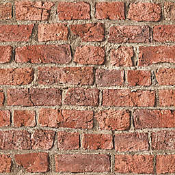 Arthouse Urban Brick Wallpaper in Red