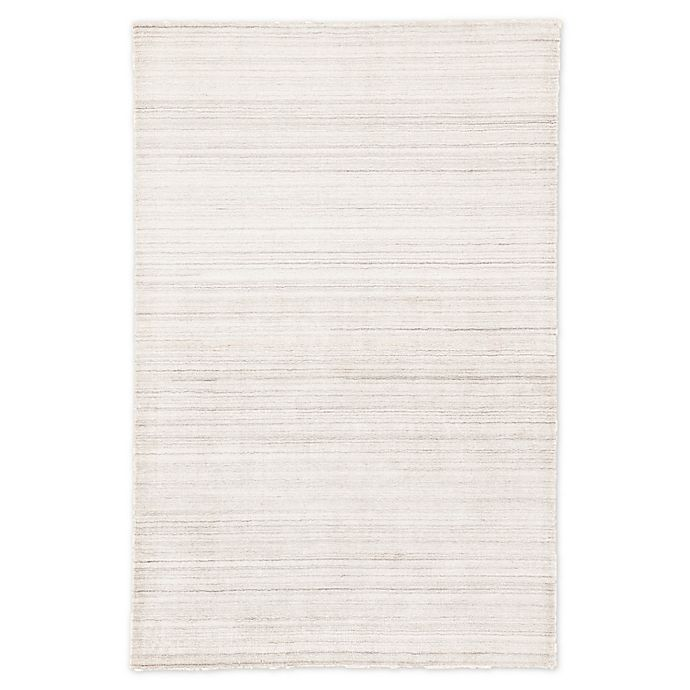 Alternate image 1 for Jaipur Bellweather Solid 10' x 14' Area Rug in Ivory
