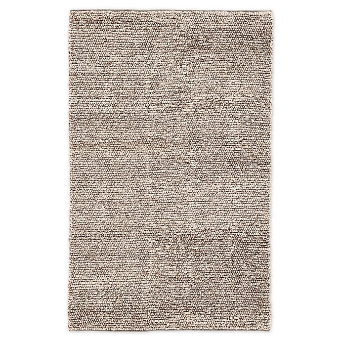 Alternate image 1 for Jaipur Redford Solid 8' x 11' Hand-Loomed Area Rug in Tan