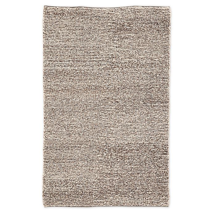 Alternate image 1 for Jaipur Redford Solid 9' x 13' Hand-Loomed Area Rug in Tan