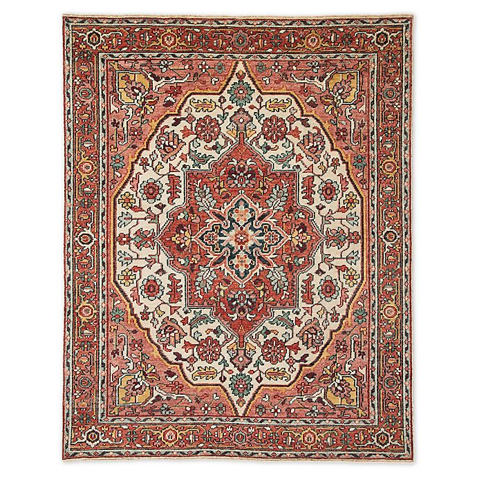 Alternate image 1 for Jaipur Travola Medallion Rug in Oatmeal