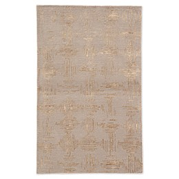 Jaipur Living Geometric Handcrafted Rug in Taupe