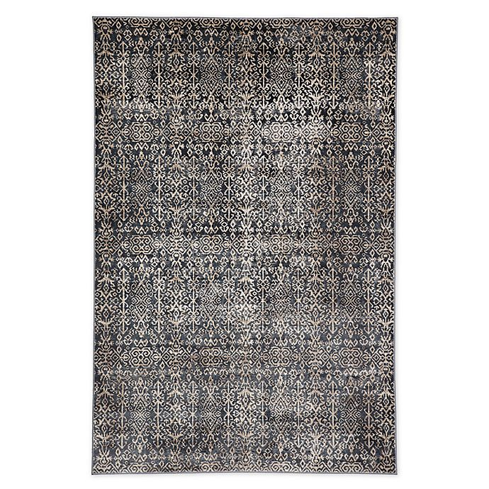 Alternate image 1 for Jaipur Venice Rohto 2' x 3' Accent Rug in Slate