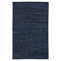 Jaipur Madras Vassa Rug in Dark Blue