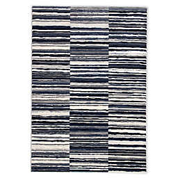 Jaipur Dash Kenith 5'3 x 7'6 Area Rug in Blue